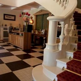 Séjour - Villa Mon Coeur - Chambre d'hôtes - Remiremont