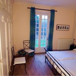 Chambre Sitelle - Villa Mon Coeur - Chambre d'hôtes - Remiremont