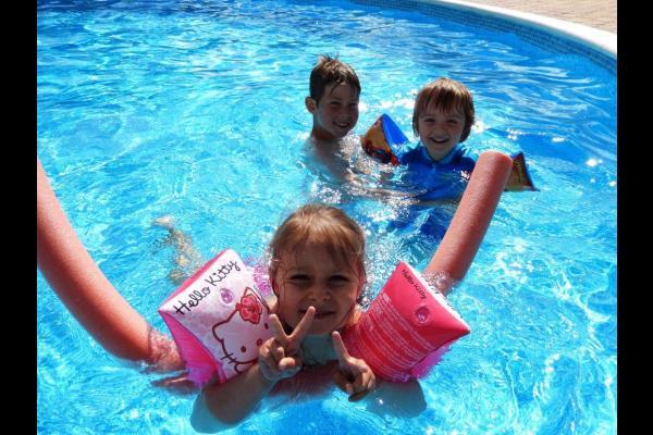 piscine camping clos de la chaume Vosges alsace lorraine - Location de vacances - Corcieux
