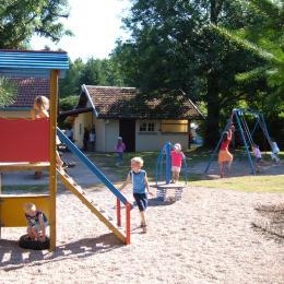 jeux camping au clos de la chaume Vosges alsace - Location de vacances - Corcieux