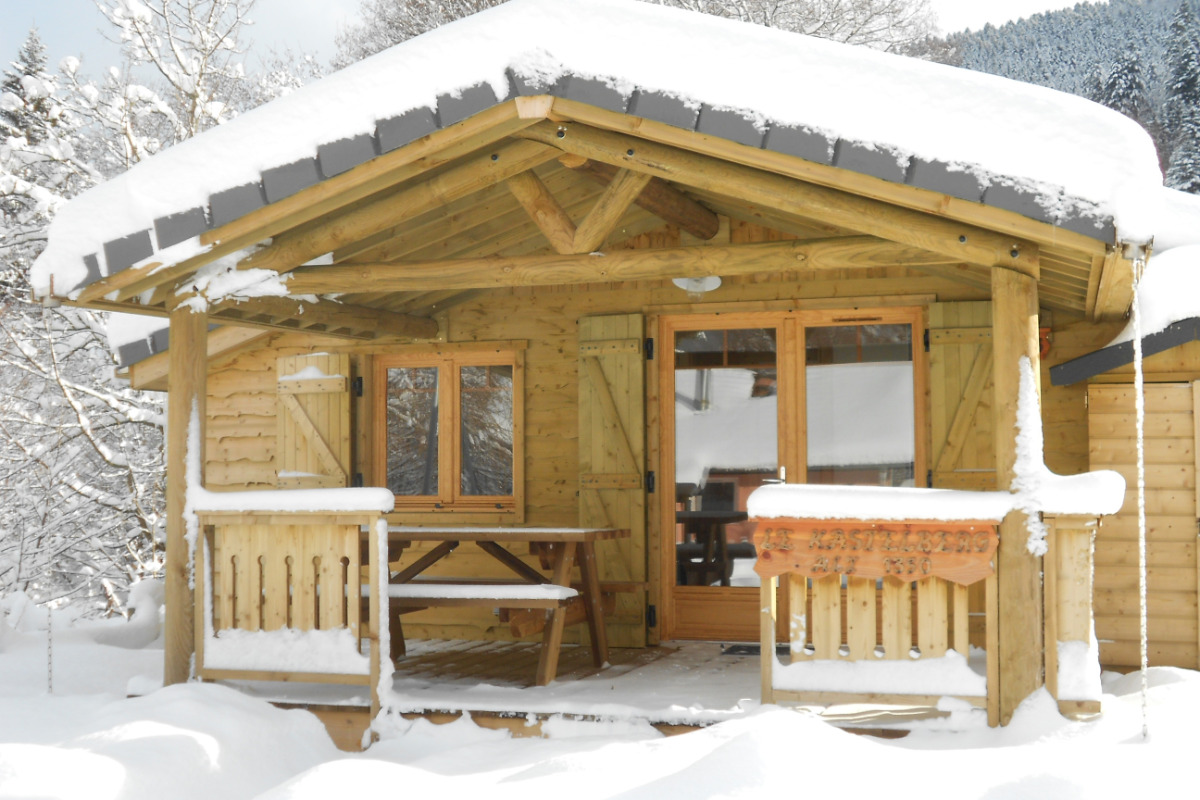 chalet montagne à 6km des pistes de ski à La bresse - Location de vacances - La Bresse