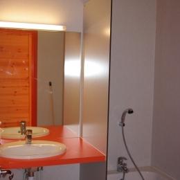 Salle de bains - Location de vacances - Celles-sur-Plaine
