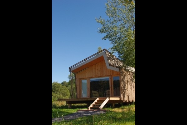 Canoé Lac Pierre Percée  - Location de vacances - Celles-sur-Plaine