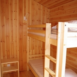 Chambre 2  - Location de vacances - Celles-sur-Plaine