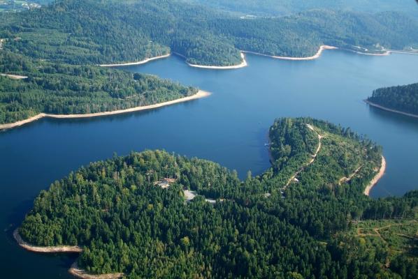 Lac Pierre Percée  - Location de vacances - Celles-sur-Plaine