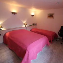 Chambre - Location de vacances - Plombières-les-Bains