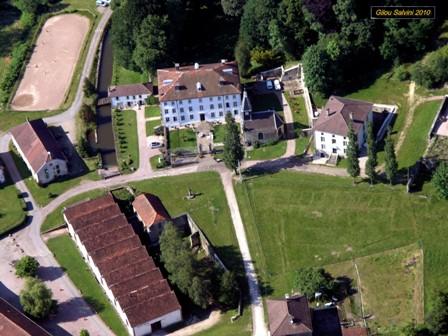 Site de la Manufacture Royale de Bains - Location de vacances - Bains-les-Bains
