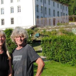 bienvenue à la Manufacture Royale de Bains - Location de vacances - Bains-les-Bains