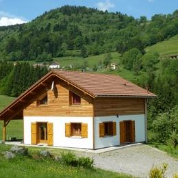 Le chalet en hiver - Location de vacances - Saulxures-sur-Moselotte