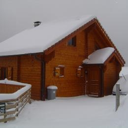 Un peu de neige - Location de vacances -