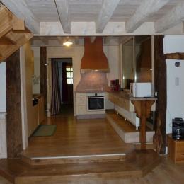 salle à manger - Location de vacances - Basse-sur-le-Rupt