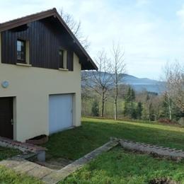 La maison au printemps - Location de vacances - Basse-sur-le-Rupt