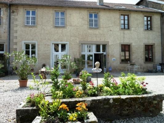 Grand Gite nature 14 P de la Manufacture Royale de Bains - Location de vacances - Bains-les-Bains