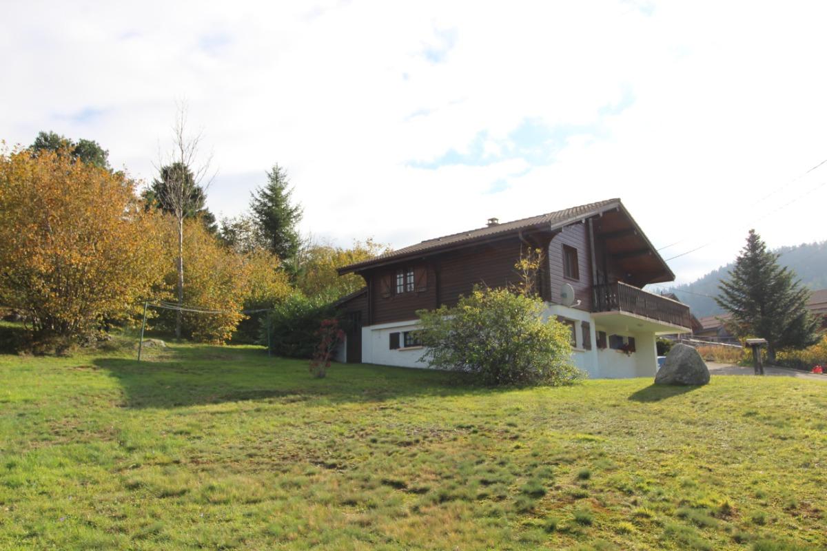 Chalet La Stuga - Location de vacances - Gérardmer