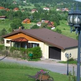 Chalet les Chevails dominant le village de Xonrupt - Location de vacances -