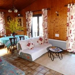 Séjour / Salon - Location de vacances - Xonrupt-Longemer
