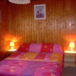 Chambre  1 - Location de vacances - Xonrupt-Longemer