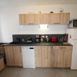 Terrasse ensoleillée à l'abri du vent - Location de vacances - Ménil-de-Senones