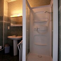 Salle d'eau indépendante - Duplex Gérardmer - Location de vacances - Gérardmer