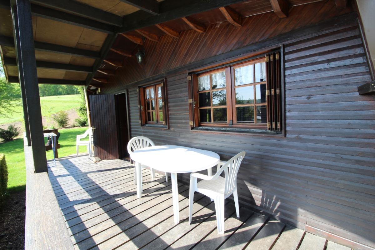 Chalet la Hutte Baret - Location de vacances - Raon-aux-Bois
