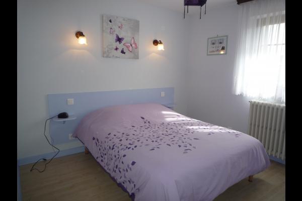 Chambre indépendante - Location de vacances - Le Thillot