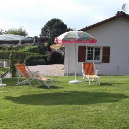 Gîte le Buisson - Vue de face - Location de vacances - Aumontzey