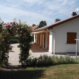 Gîte le Buisson - Vue d'ensemble - Location de vacances - Aumontzey