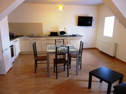 la cuisine - Location de vacances - Contrexéville