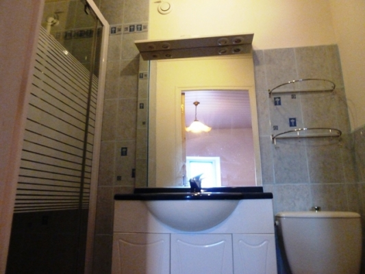 la salle d'eau - Location de vacances - Contrexéville