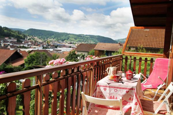 terrasse rez de jardin - Location de vacances - Gérardmer