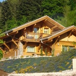 Chalet Jany à La Bresse - Eté - Location de vacances - La Bresse