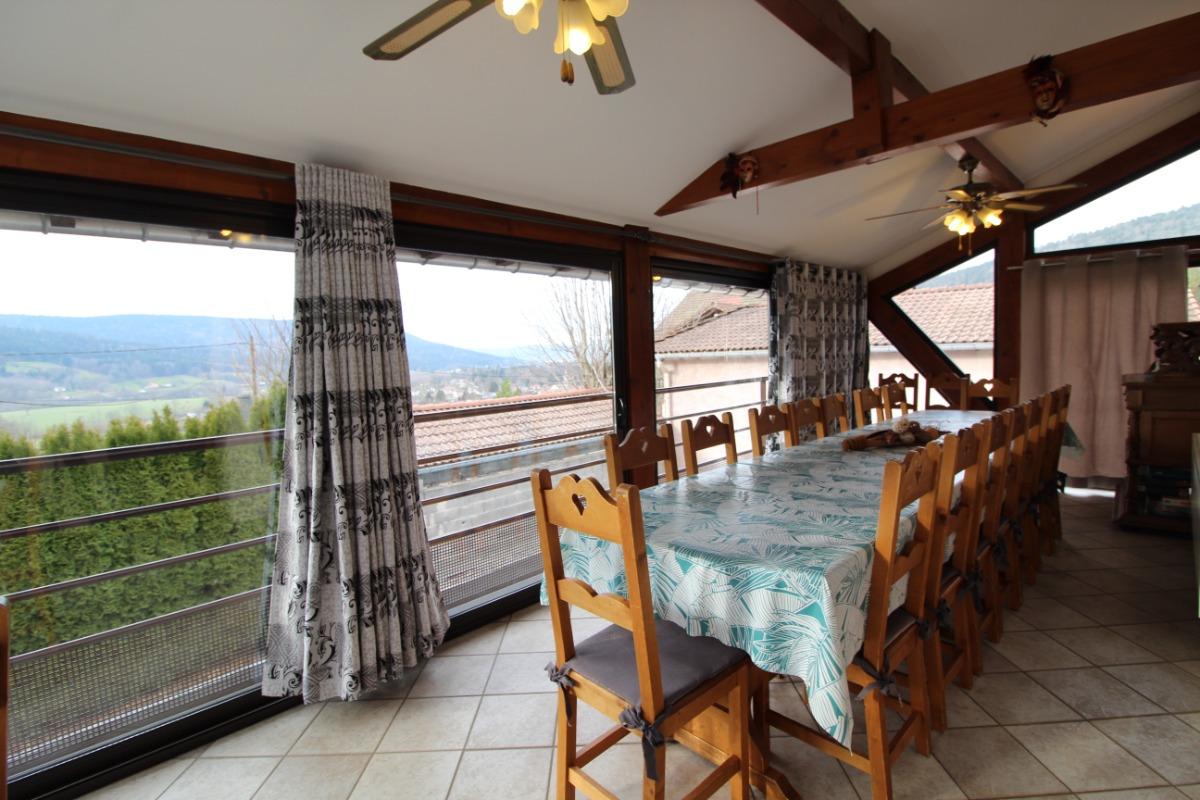 Maison côté chemin - Location de vacances - Vecoux