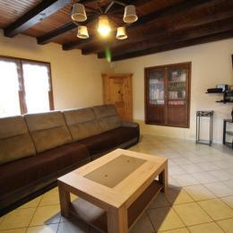 Chambre étage - Location de vacances - Vecoux