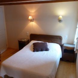 Chambre 4 pers Apt. Violettes - Domaine Moulin des Courbières entre la Bresse et Gérardmer - Location de vacances - Gerbamont