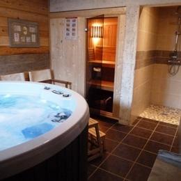 Espace repas spacieux, idéal pour famille nombreuse !! - Location de vacances - Xonrupt-Longemer