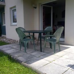 Le meublé au RDJ de la Résidence - Location de vacances - Gérardmer