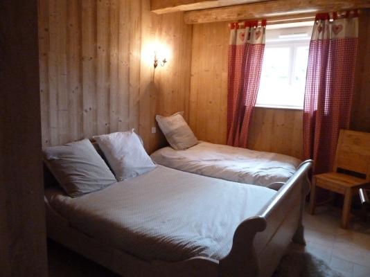 Chambre 2 - Gite la Fermette Gérardmer - Location de vacances - Gérardmer