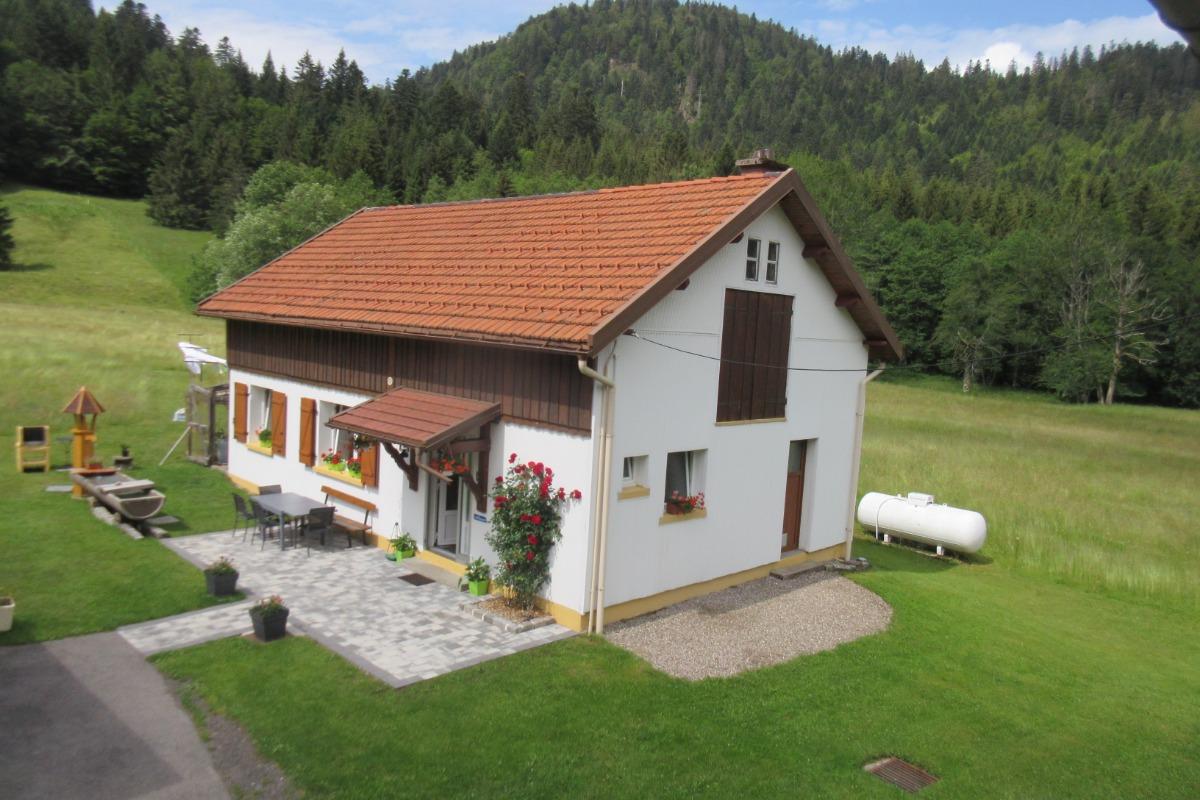 bienvenue à la terrasse - Location de vacances - Xonrupt-Longemer