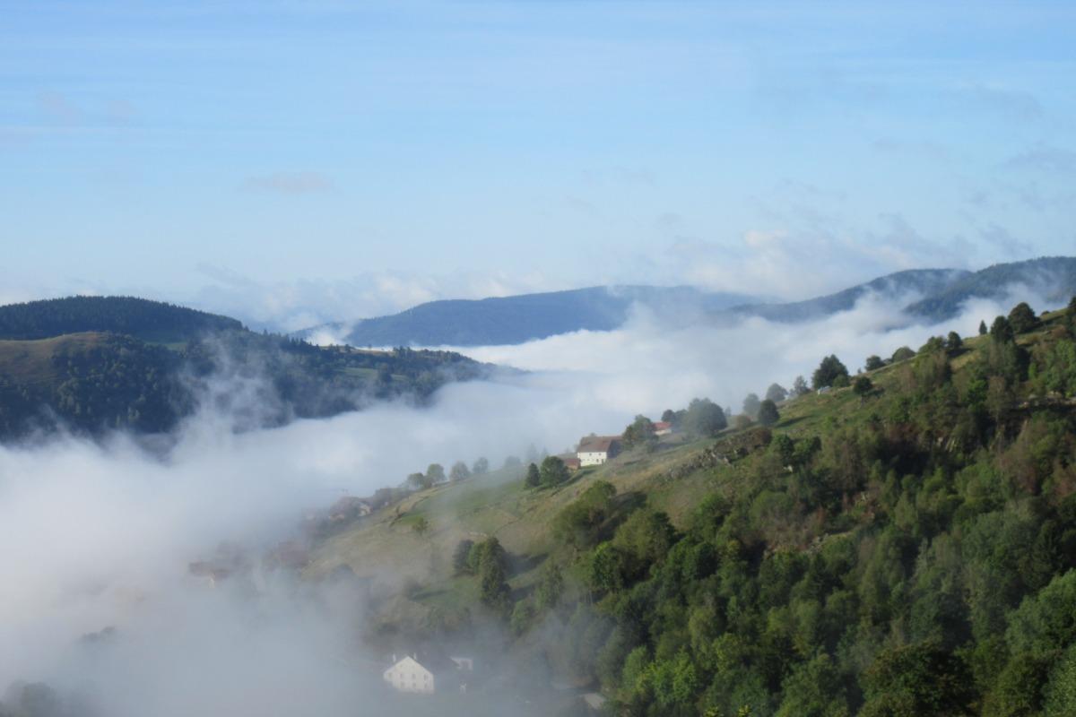 paysage d'automne location Xonrupt-longemer - Location de vacances - Xonrupt-Longemer