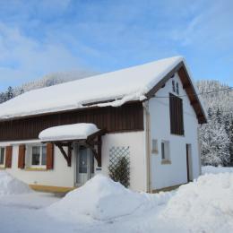chambre n° 1 au rez de chaussée location Xonrupt longemer - Location de vacances - Xonrupt-Longemer