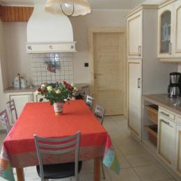 Chambre 2 étage - Location de vacances - Xonrupt-Longemer