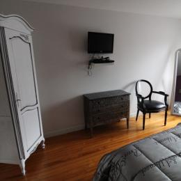 Chambre 2 télévision - Location de vacances - Gérardmer