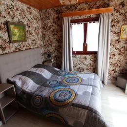 Chambre châtaigne - Location de vacances - Girmont-Val-d'Ajol