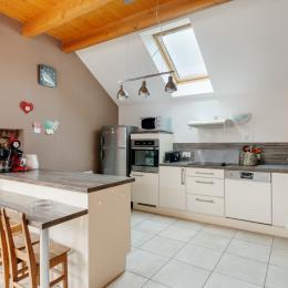 chambre 1 - Location de vacances - Taintrux