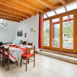 Chambre 2 - Location de vacances - Taintrux