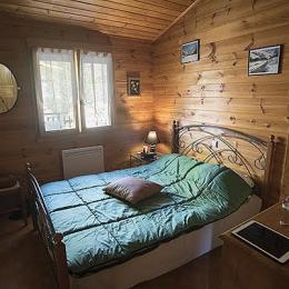 Chambre ORCHIDEE (au réez de chaussée) - Location de vacances - La Forge