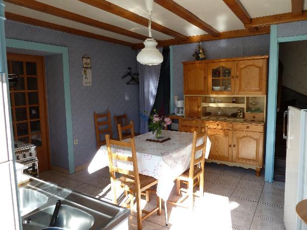 la cuisine - Location de vacances - Granges-sur-Vologne