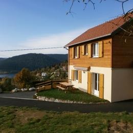 Les Alisiers vue lac - Location de vacances - Gérardmer