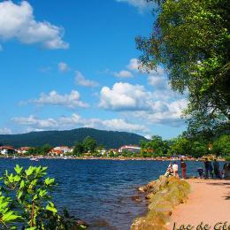 le lac de Gérardmer - Location de vacances - Gérardmer