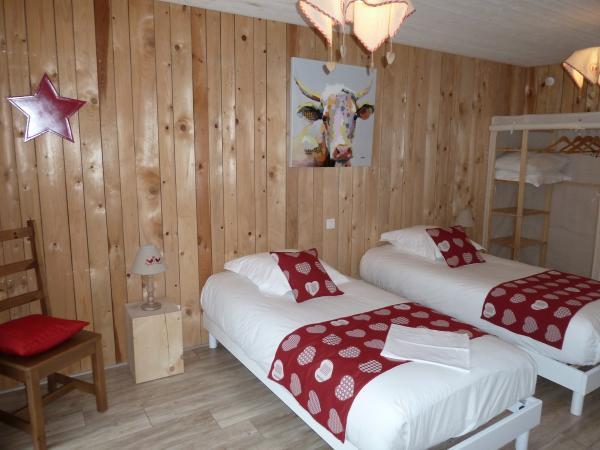 Chambre le Hohneck - La Luxiole Gérardmer Sauna et Spa